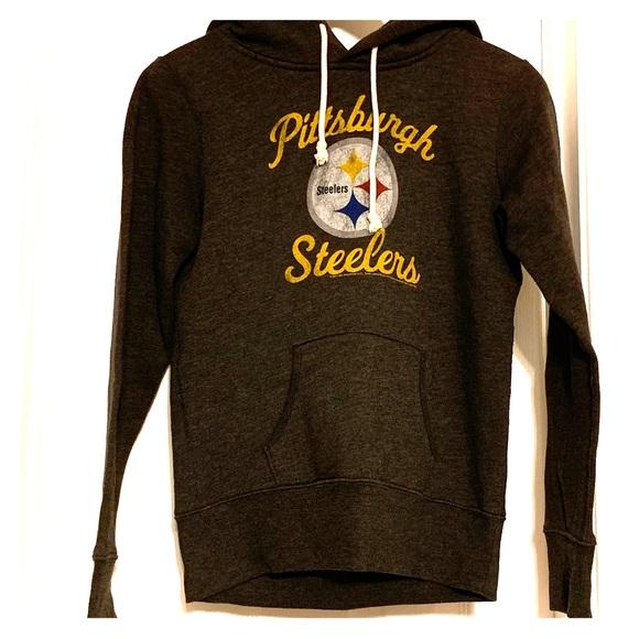 new arrival 39743 d407d Pittsburgh Steelers Hoodie